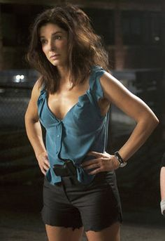 Sandra Bullock! I would watch any movie that she was in. This is from The Heat! Very funny movie!