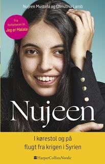 Bognørden: Nujeen - I kørestol og på flugt fra krigen i Syrie...