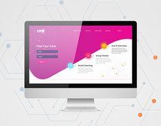 Ui Design, Graphic Design, Adobe Xd, Website, Learning, Studying, Teaching, User Interface Design, Visual Communication