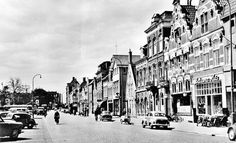 Damsterdiep Groningen 1958