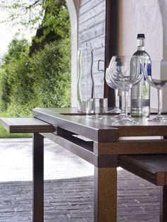 ©Varianti - Sculptures Jeux - table - ambientazione