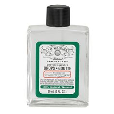 Love this stuff! I put a couple drops in the bath when the kids are congested