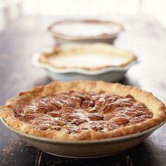 Classic Pecan Pie | CookingLight.com