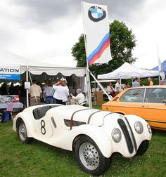 BMW Racing.  It's a LONG history!