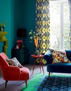 Be Influenced By the Bright Palettes and Vibrant Patterns of South America - The Room Edit