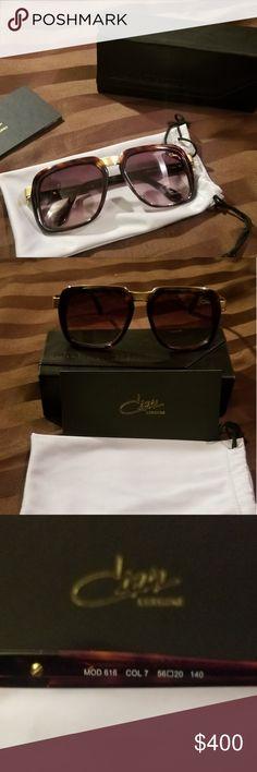 7d7fc713c3aaf Cazal sunglasses 607 Legends Brand new......oldskool Legends speak for