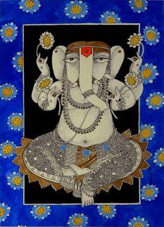 Ganesha 2 by Samik de