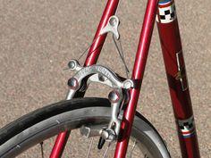 Vintage bike Peugeot 1978 Mafac brakes