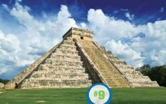 North America #9: Cancun/Cozumel, Mexico--The Yucatan Peninsula offers plenty of adventure. From snorkeling the reefs to seeing the Mayan ruins, there is plenty for all.