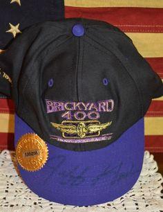 Autographed & Authenticated Jeff Gordon 1994 Inaugural Brick Yard 400 B-Ball…