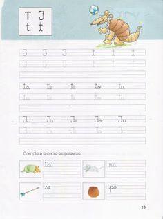 Letra Bonita – exercícios de caligrafia | Visite o novo blog: http://coisasdepro.blogspot.com.br/