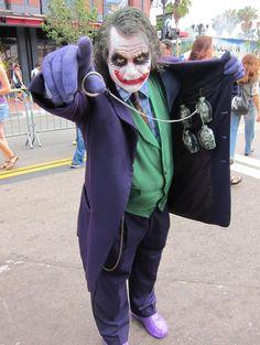 Os melhores cosplays da Comic-Con 2012.