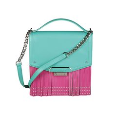 Pocket, Zip, Green, Leather, Collection, Crossbody Bags, Style, Summer, Products