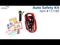 Auto Safety Kit - Promotional Products