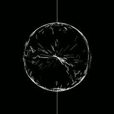 I make GIFs in black and white. Art Optical, Optical Illusions, Mood Gif, Illusion Gif, Neon Led, Soul Art, Glitch Art, Aesthetic Gif, Motion Design
