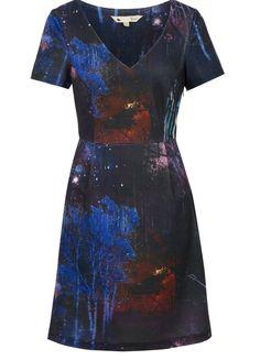 Starlight Trees Dress
