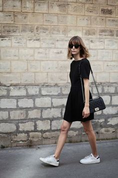 sneakers and spring lbd