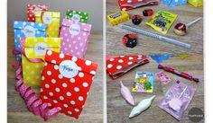 50 Ideen für Geburtstagsmitgebsel / Geburtstagstüten Der Brauch, nach einem Kindergeburtstag, allen kleinen Gästen eine Geschenktüte mit auf den Weg zu geben, ist in unserer Region sehr verbreitet …