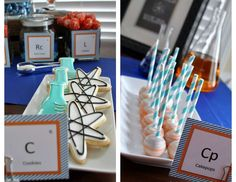 """Science / Birthday """"Jack's Science Party"""" 