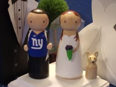 Sports Theme Cake Topper Plus Special Pet  by IttyBittyWoodShoppe, $76.00