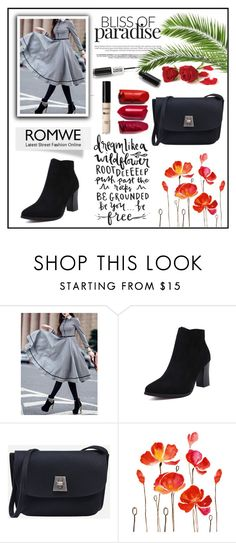 """""""Romwe X/6"""" by m-sisic ❤ liked on Polyvore featuring WALL"""