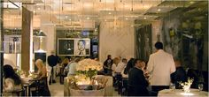 Mr. Chow, the #trendy #TriBeCa off-shoot of the uptown #Chinese institution offers some of the best Asian #cuisine in the city. For more inspiration follow @SteinTeamNYC