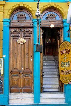 Museo de cera, Buenos Aires, Argentina