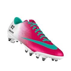 My new soccer cleats :)