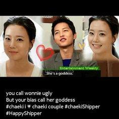 chaeki couple saranghamnida 😊💕 #SongWithTheMoon #MoonChaeWon #SongJoongKi #ChaeKiCouple…