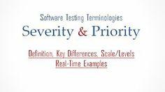 Software Testing Tutorials  - PLAYLIST