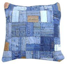 Almohada Patchwork Pillow 45x45