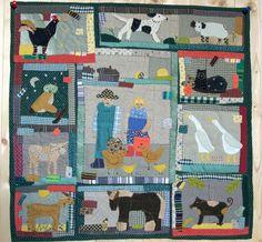 Pattern Janet Bolton