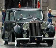 1952 Armoured Limousine by H.J. Mulliner (chassis 4AF14, body 5035, design 7181) for Generalissimo Francisco Franco of Spain