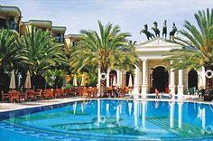 Clubhotel Yetkin in Konakli - Hotels in Türkei