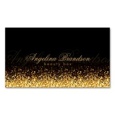 Shimmering Silver Makeup Artist Damask Black Card Double-Sided Standard Business Cards (Pack Of Make your own business card with this great design. All you need is to add your info to this template. Click the image to try it out!