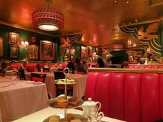 The Russian Tea Room | Famous Restaurants | Pinterest | Russian tea ...