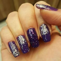 44 Best Happy New Year Eve Nail Art Images On Pinterest New Years