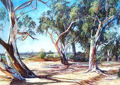 Silverton Creek - Lynda Robinson