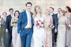 An elegant, stylish wedding ceremony & reception at The Bell Tower.