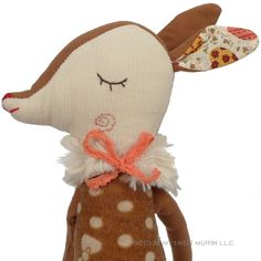 My Sweet Muffin - Maileg Bambi deer doll