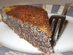 Sinnesfreuden: Low Carb Quark-Mohn-Kuchen