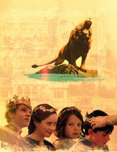 """Once a King or Queen of Narnia, always a King or Queen of Narnia.""   ~ Aslan"
