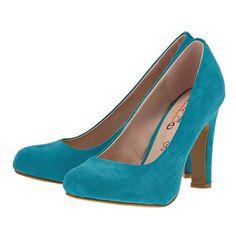 Lolablue Turqoise High Heels 41.65€ | ricardo.gr