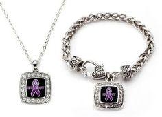 Multiple Sclerosis Awareness Charm Bracelet got mine today Epilepsy Awareness, Diabetes Awareness, Cure Diabetes, Discount Jewelry, Braided Bracelets, Charm Bracelets, Bracelet Charms, Matching Necklaces, Purses