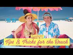Beach Hacks !! - YouTube