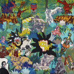 Tate Modern World Goes Pop Ausstellung | Interview