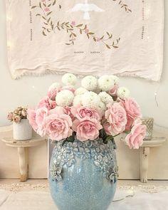 Flower re-arrangement