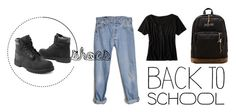 """school: 11"" by martimonet on Polyvore"