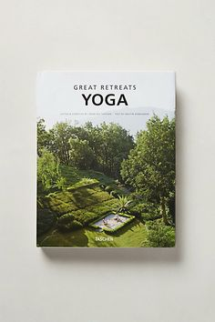 great retreats: yoga
