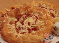Hungarian Recipes, Russian Recipes, Bread Recipes, Cooking Recipes, Bread Dough Recipe, Brunch, Apple Pie, Food And Drink, Vegetarian